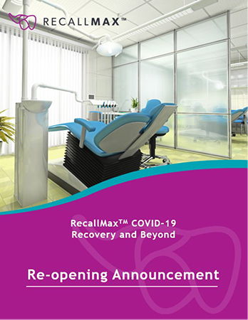 Admins Reopening